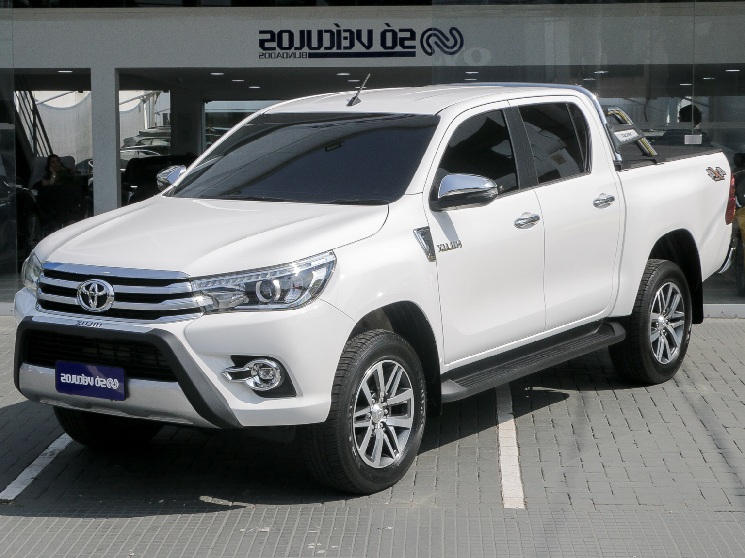 Hilux CD SRX 4x4 TurboDiesel