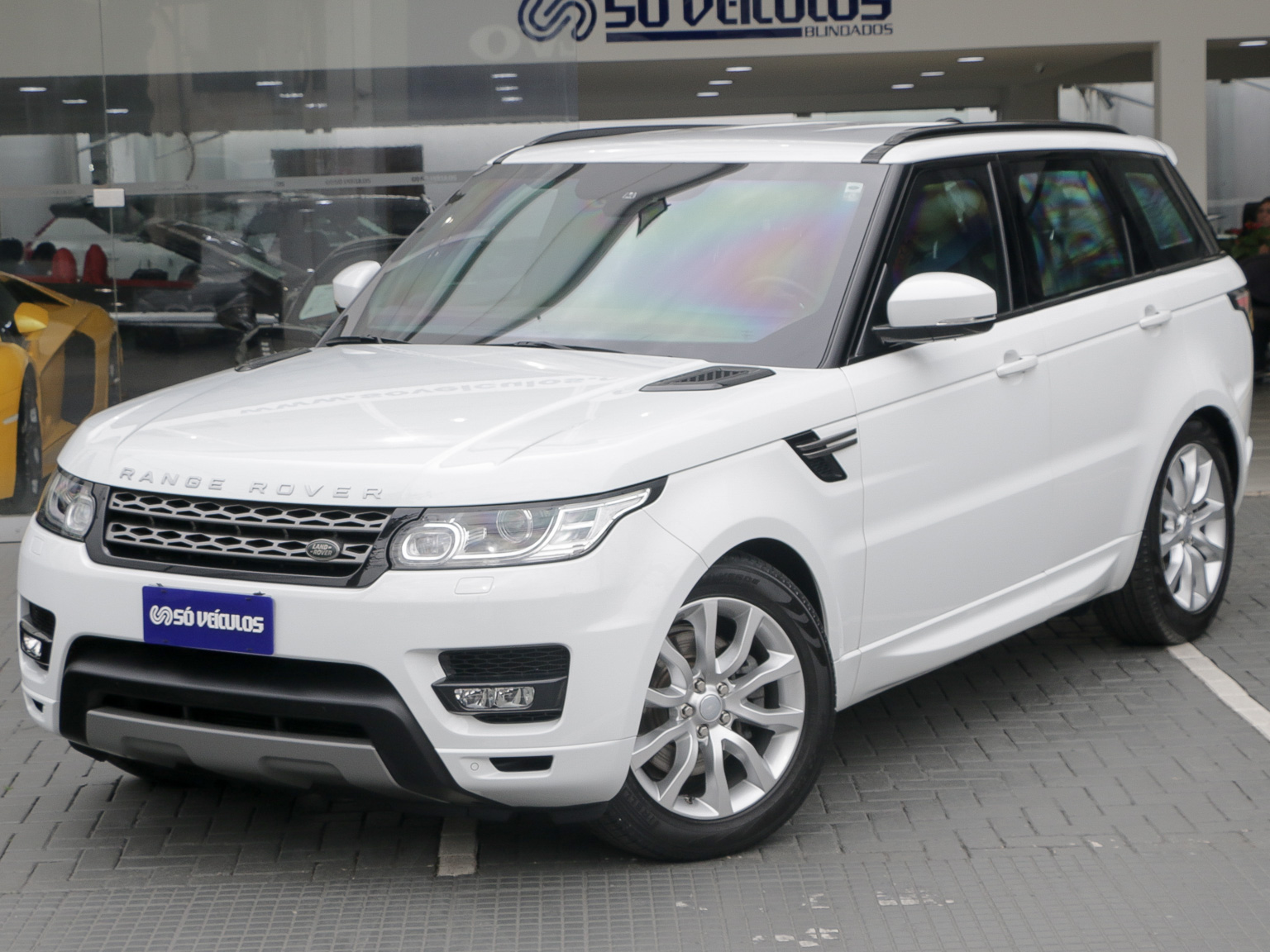 Range Rover Sport SE Supercharged
