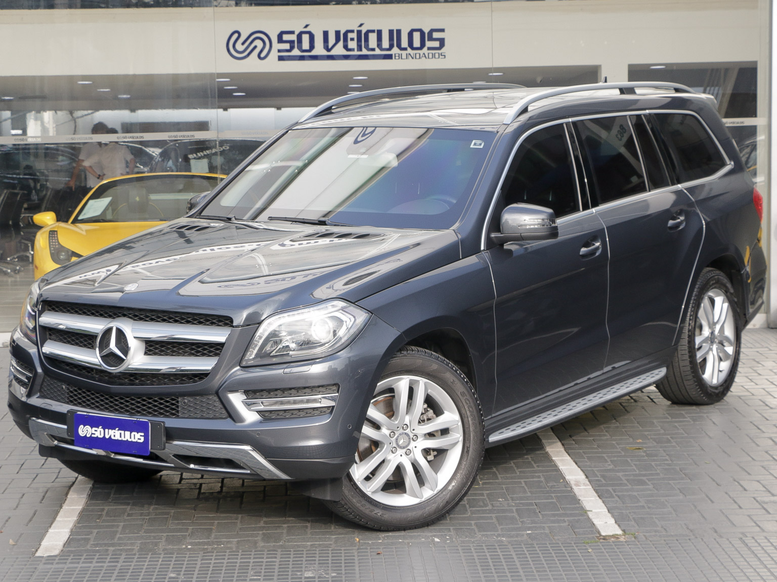 GL 350 Bluetec 4Matic