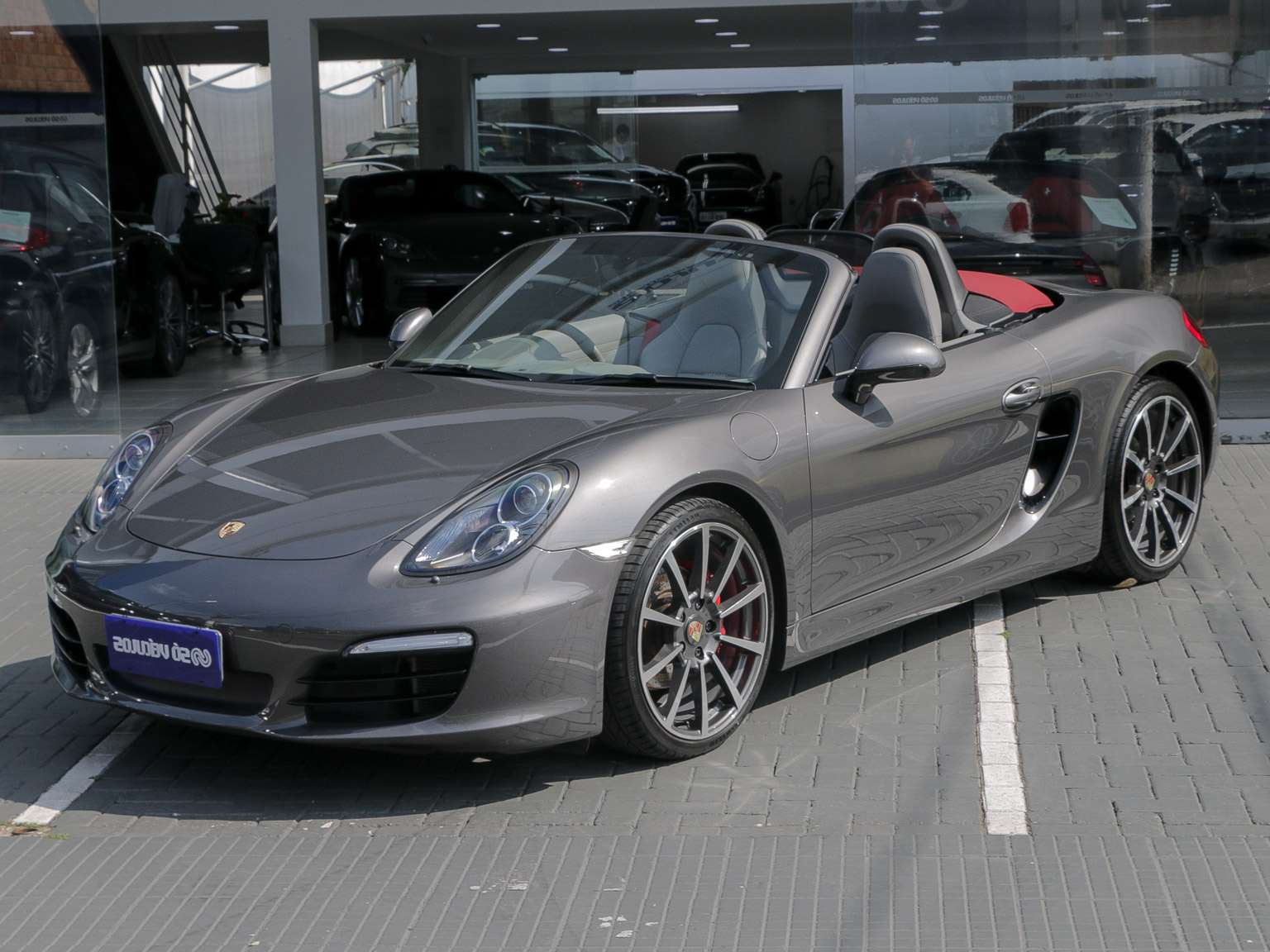 Boxster 2.7