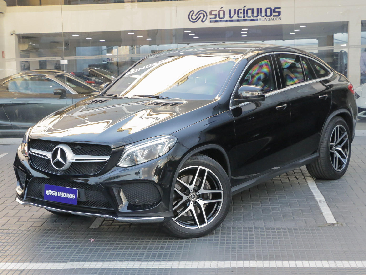 GLE 400 Coupé Highway