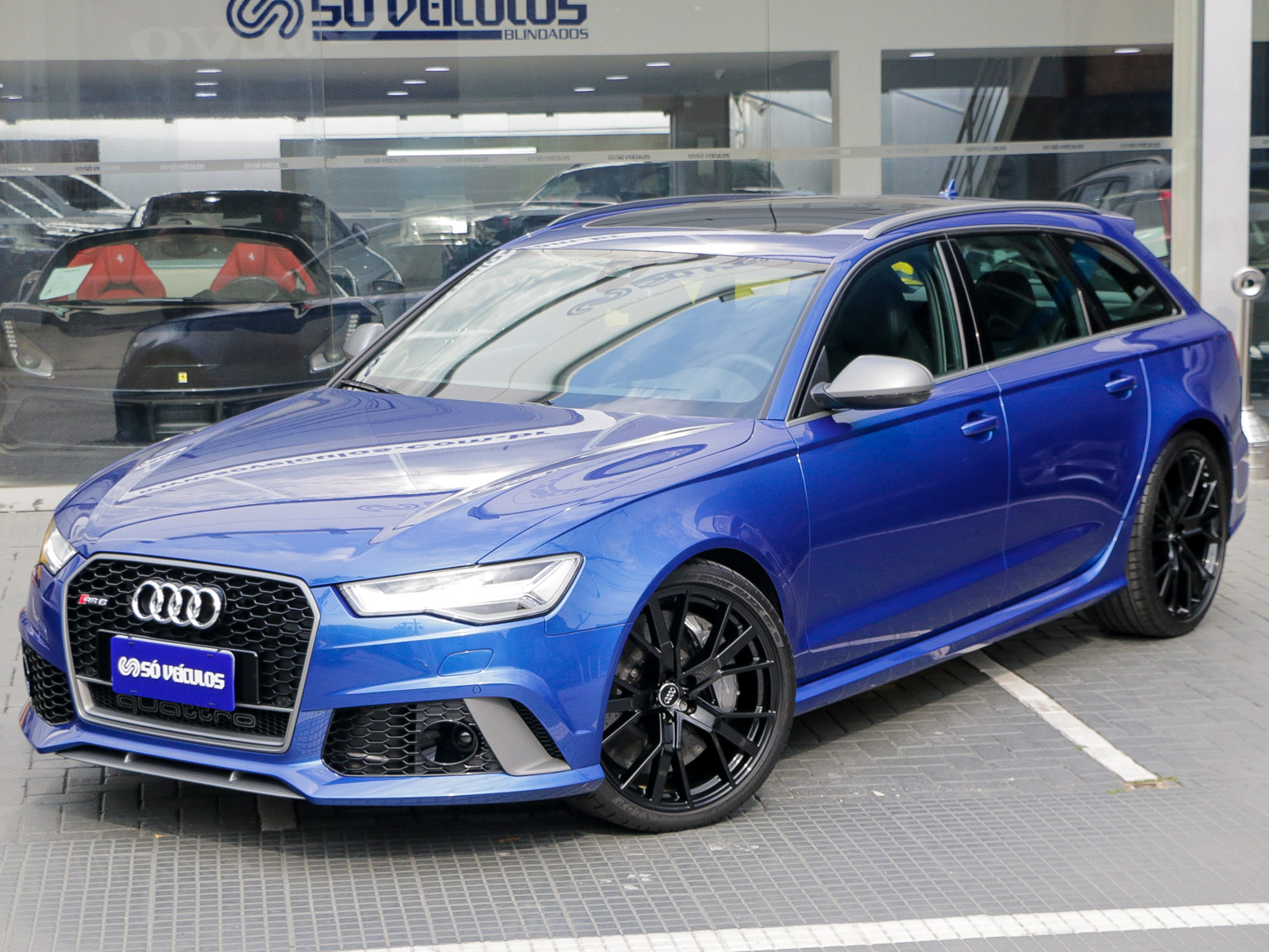 RS 6 Performance