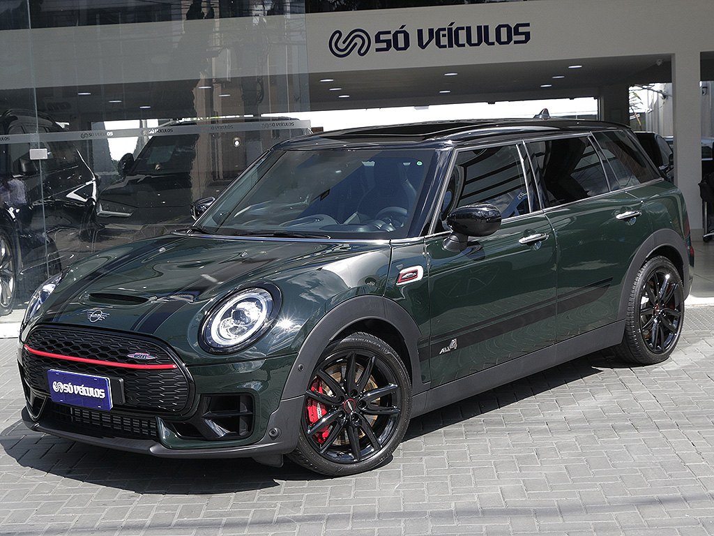 Cooper Clubman John Cooper Works ALL4