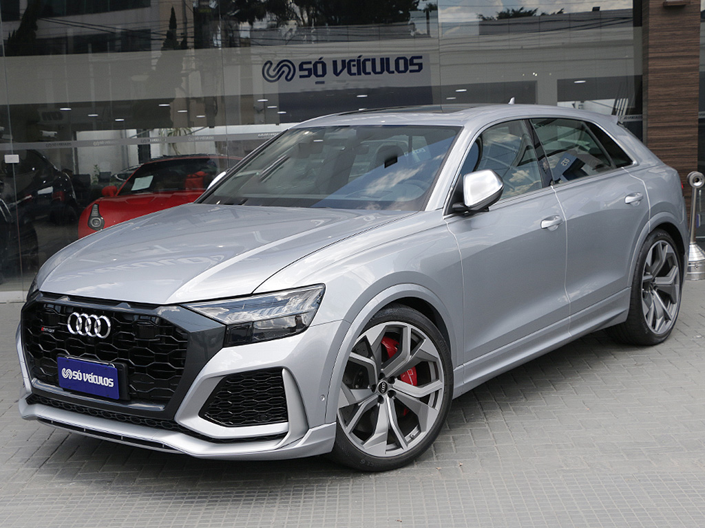 RS Q8 TFSI Tiptronic
