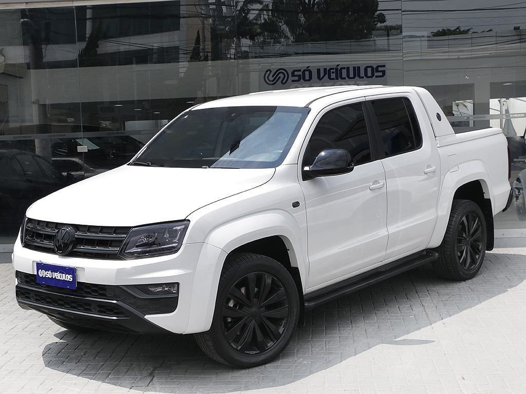 Amarok CD Highline Extreme Turbodiesel
