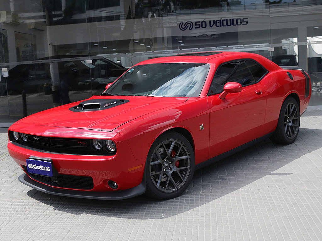 Challenger R/T Scat Pack
