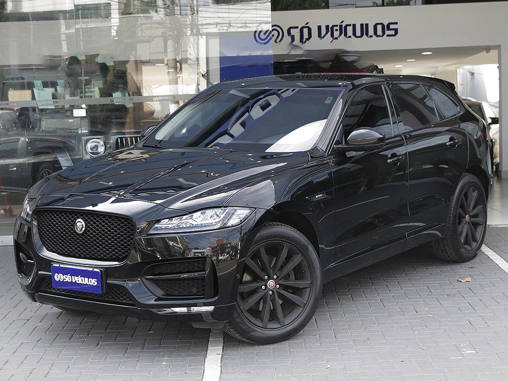F-Pace R-Sport