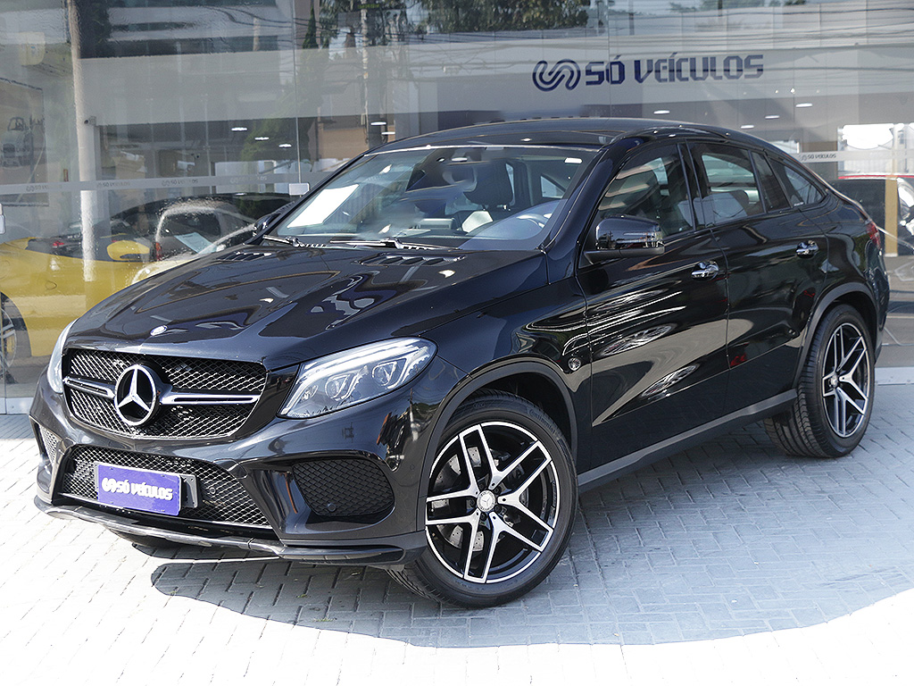 GLE 400 Night Coupé