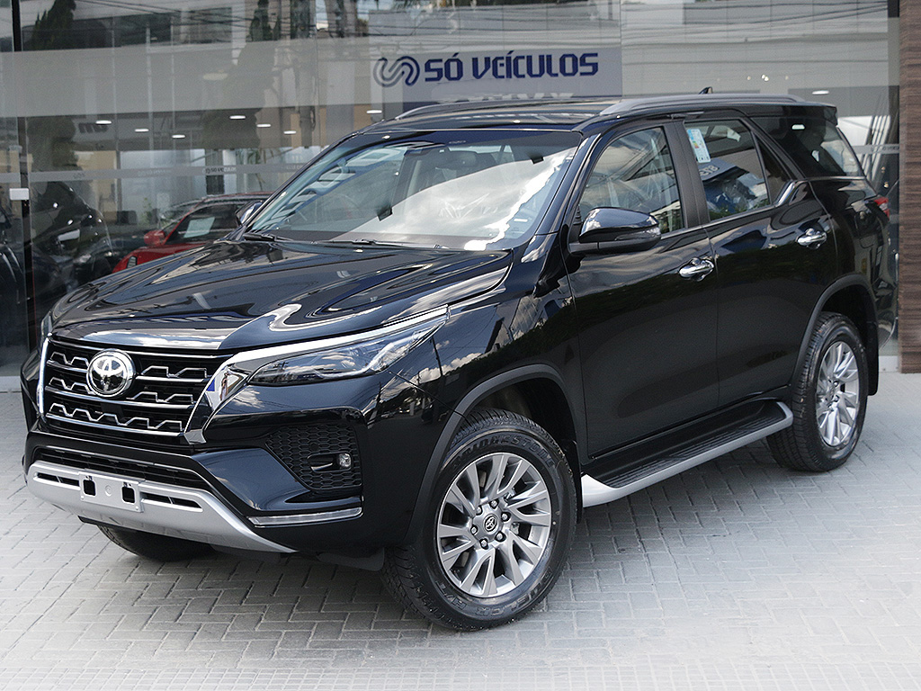 Hilux SW4 SRX Turbodiesel 7 Lugares