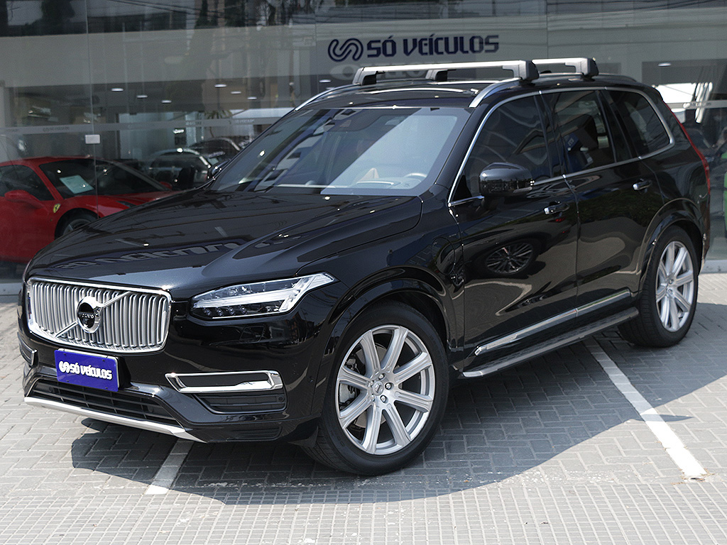 XC90 T8 Inscription Híbrido