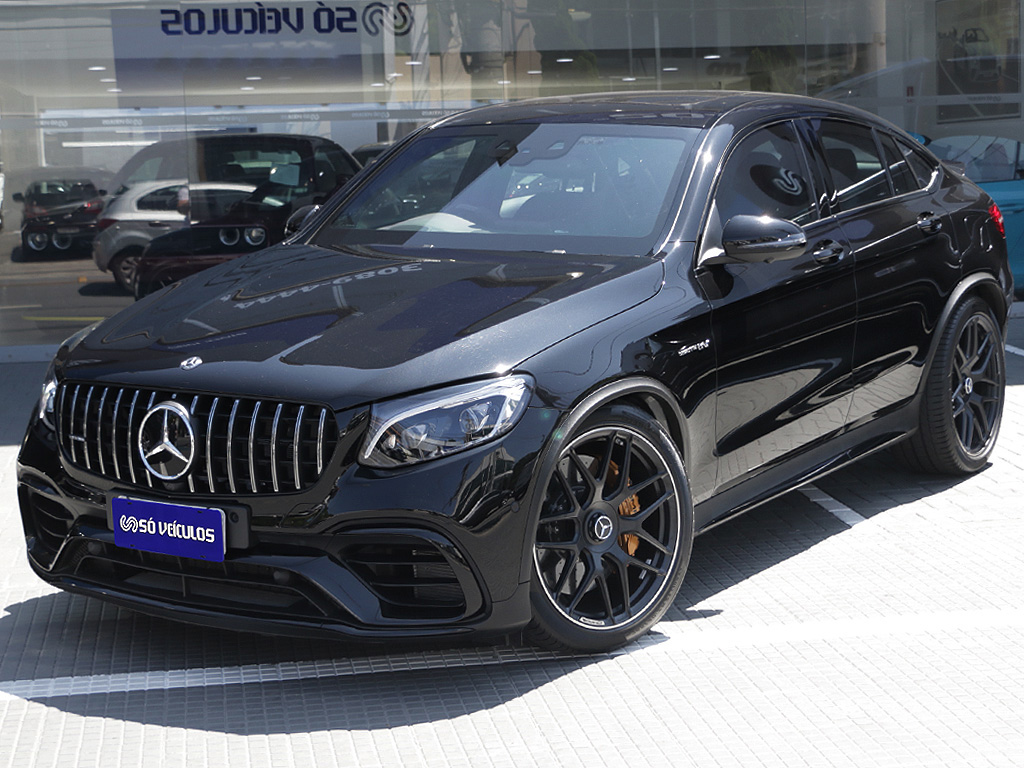 GLC 63 S AMG Coupé 4MATIC