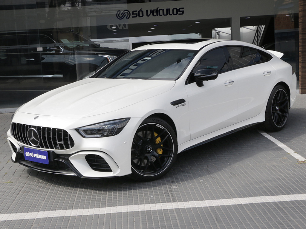 AMG GT63 S