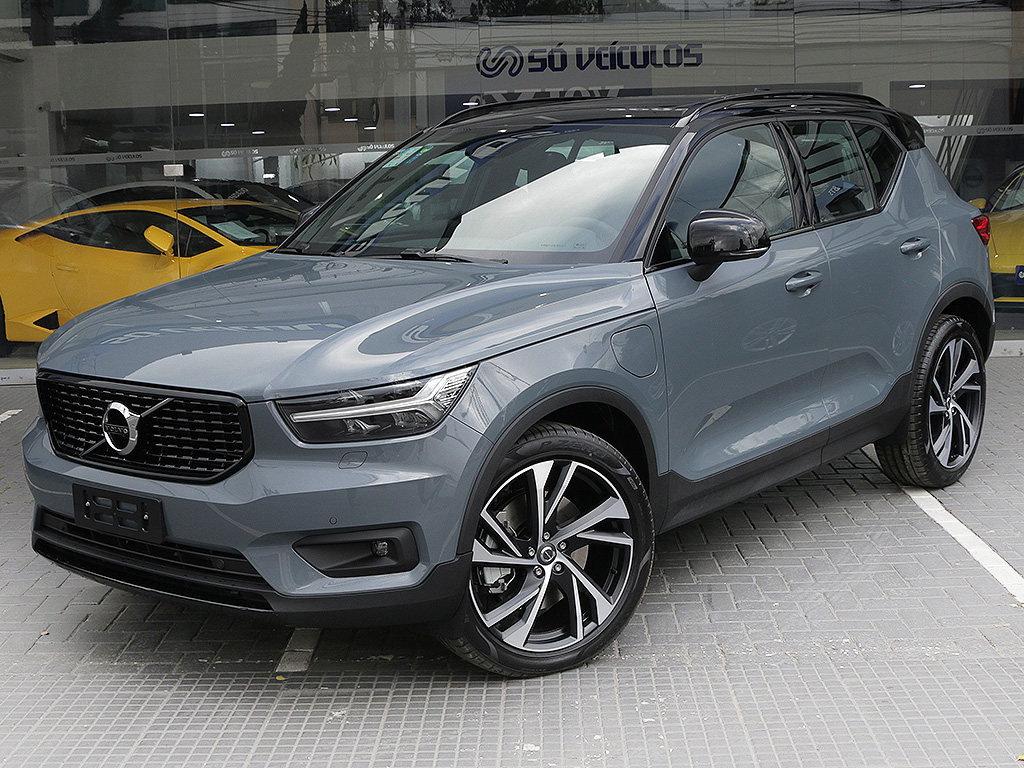 XC40 R-Design T5 Twin Engine Hybrid