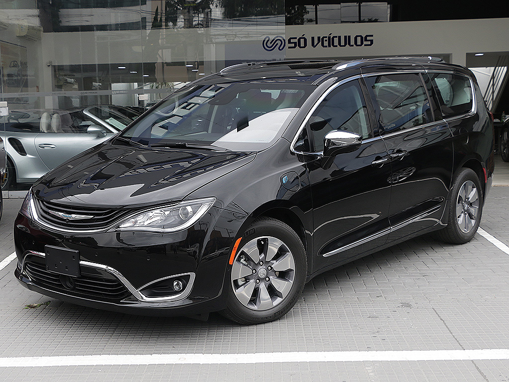 Pacifica E-Hybrid LIMITED si-evt