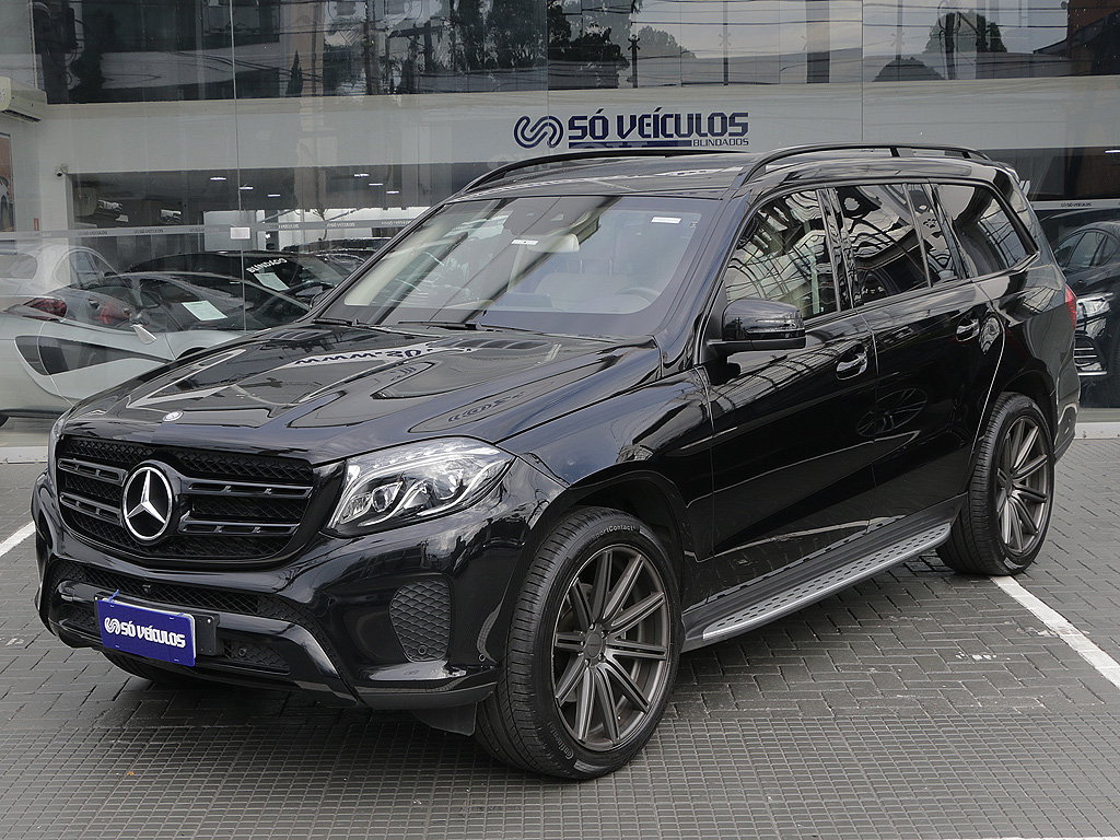 GLS 350 Bluetec 4Matic