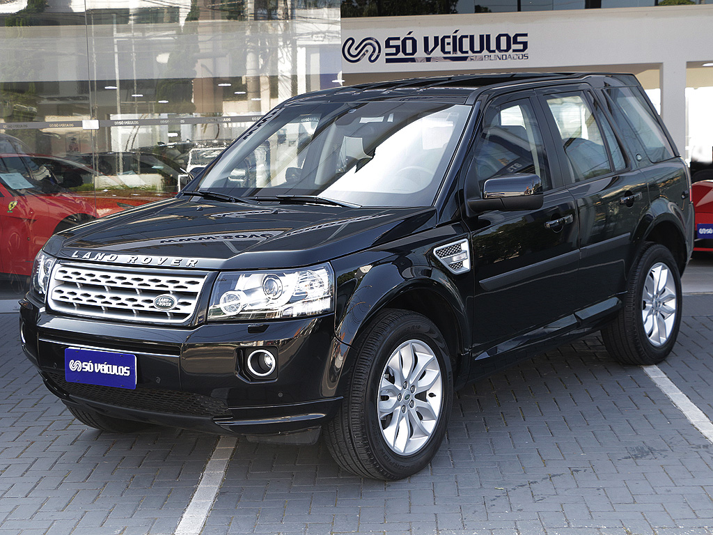 Freelander 2 SE Turbodiesel