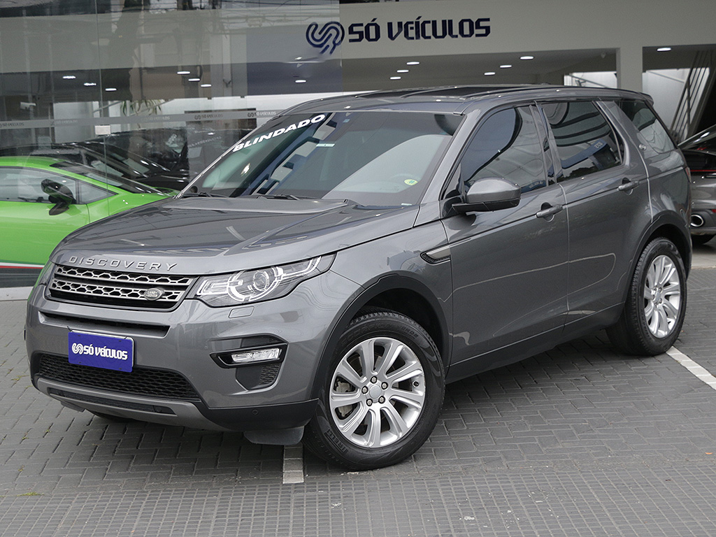 Discovery Sport SE Turbodiesel