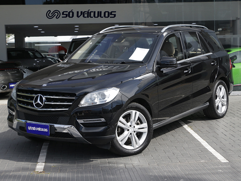 ML 350 Bluetec Turbodiesel